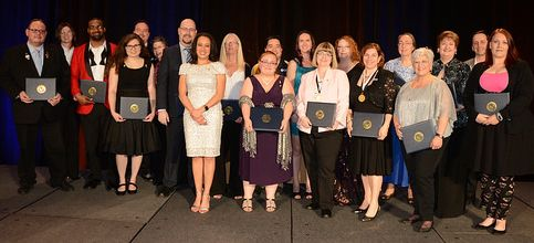 Phi Theta Kappa Alumni Recognized