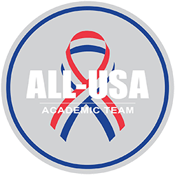 All-USA logo
