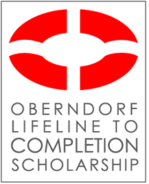 The Oberndorf Lifeline to Completion Scholarship