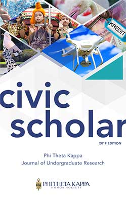 Civic Scholar cover