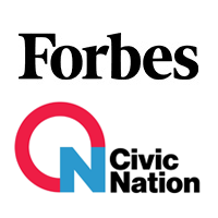 Forbes/Civic Nation Logos