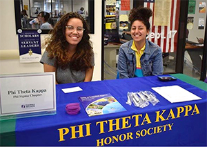 imags for best practices for Phi Theta Kappa chapters